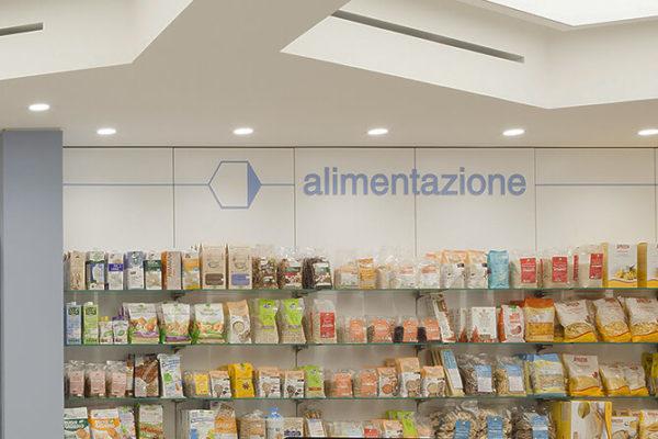 Farmasalus: il nostro reparto per la tua Alimentazione naturale